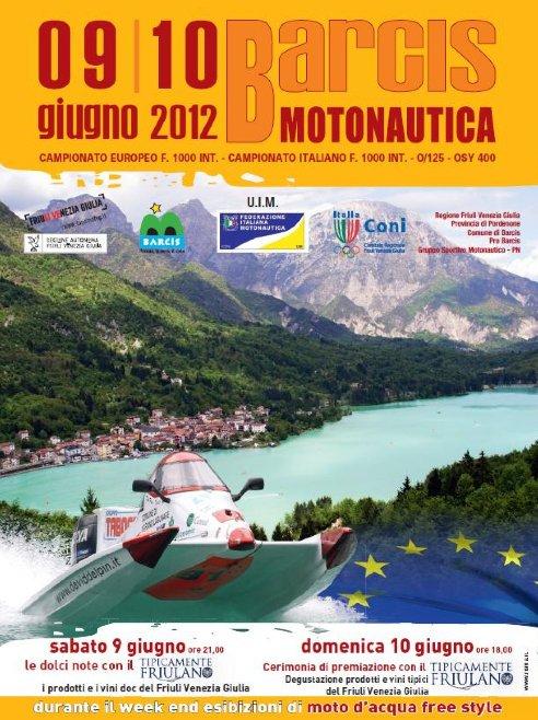 Circuito Europeo e Nazionale – Barcis – 9 Giugno