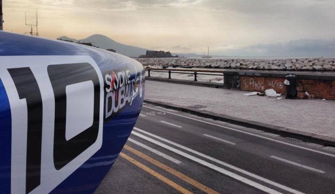 XCAT World series – Naples 23-25 May