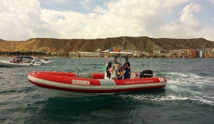 Offshore Italian championship – Crotone (ITA) 7 September 2014