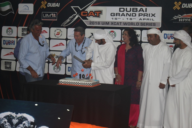 XCAT WORLD SERIES 2016 – DUBAI GP 15/16 April