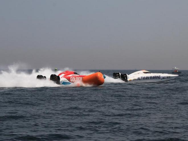 XCAT World Series  2016 – Fujairah GP 7/8 April