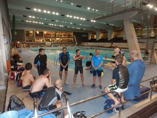 Team training 2015/2016